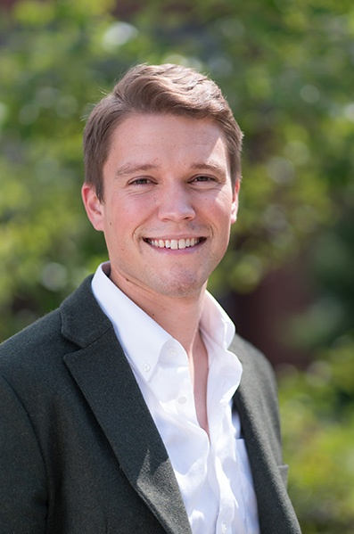 Kyle Kwiatkowski, Assistant Professor of Civil and Environmental Engineering at UNH