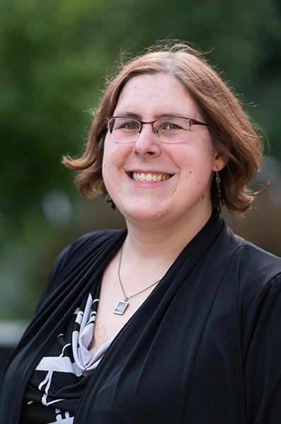 Elena Long, Assistant Professor of Physics at UNH