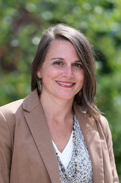Paula Mouser, Associate Professor of Civil & Environmental Engineering at UNH