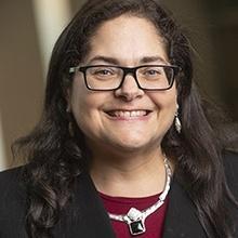 UNH's Clara Esther Castro-Ponce