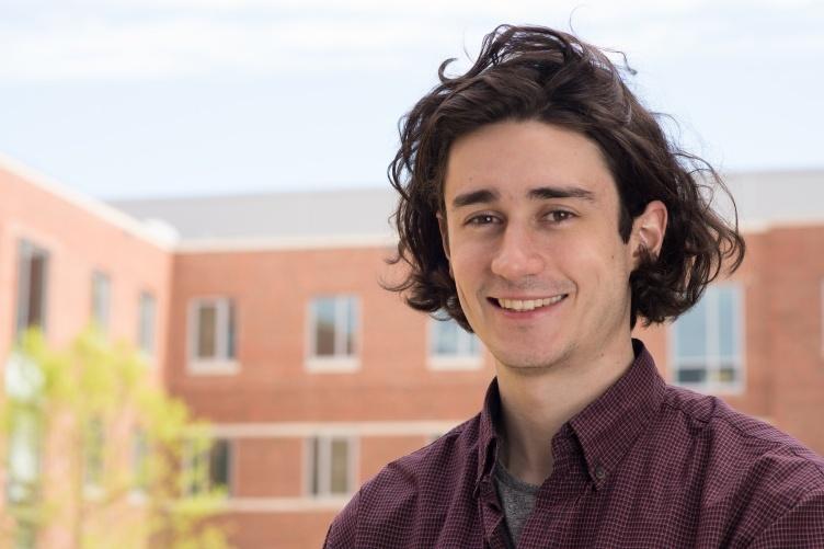 UNH graduate Shawn Swist '17