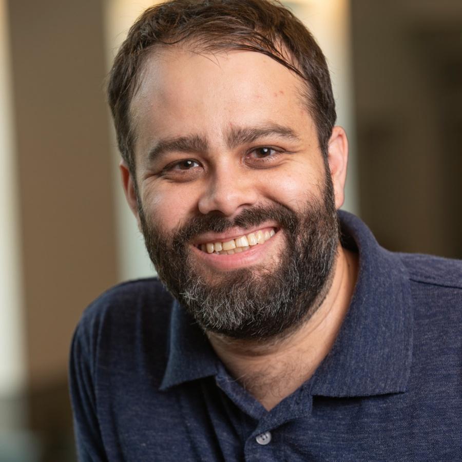 UNH professor William A. Smiley