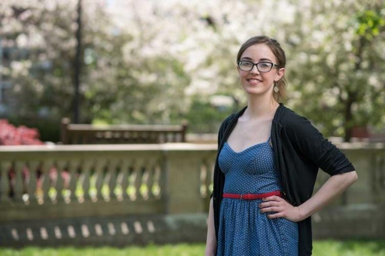 UNH graduate Caitlin Truesdale '17
