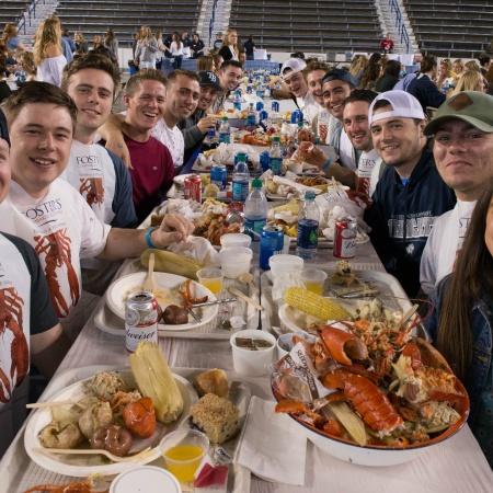 Senior Lobster Bake 2017