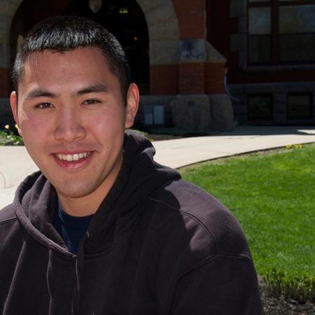 Adam Wong '16