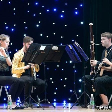 American musicians performing