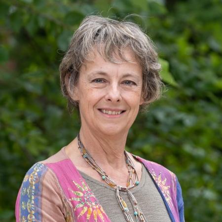 UNH professor Bonnie Brown