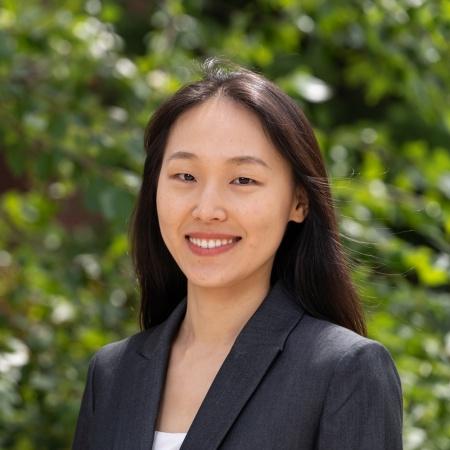 UNH professor Xiao Alison Chen