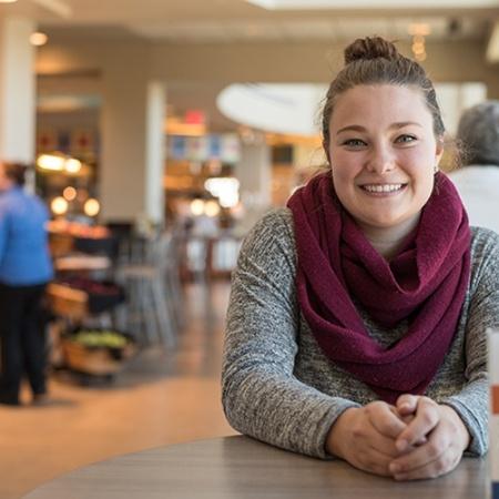 UNH graduate Alana Davidson '17