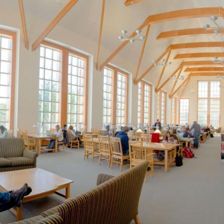 Dimond Library - Hubbard Room