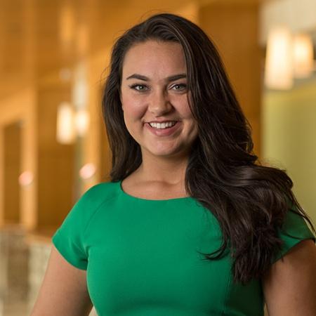 UNH graduate Kelsey Ulaskiewicz '17