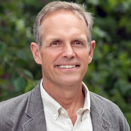 UNH professor David Mortensen