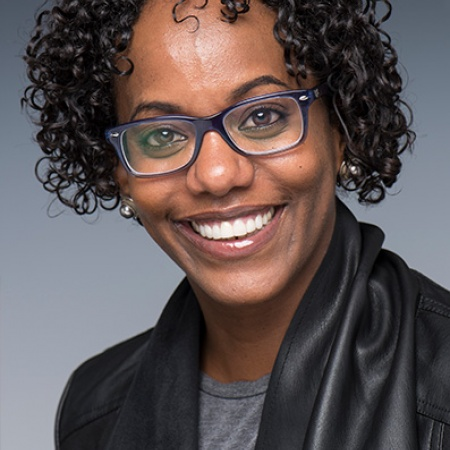 Tina Beyene, Assistant Professor of Women's Studies at UNH