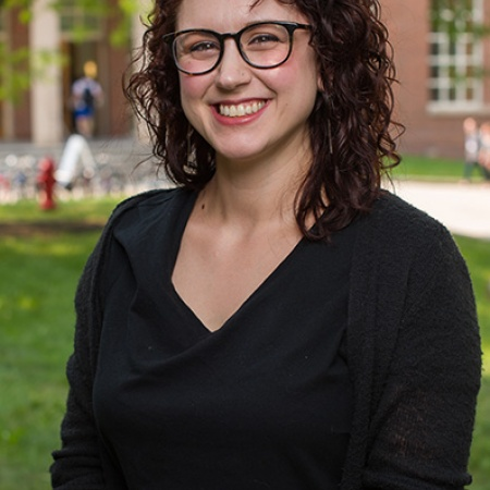 Jessica Carson, Vulnerable Families Research Scientist at UNH's Carsey School of Public Policy