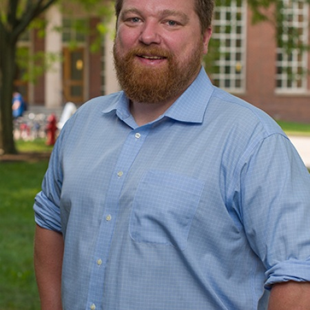 Craig T. Chapman, Assistant Professor of Chemistry at UNH