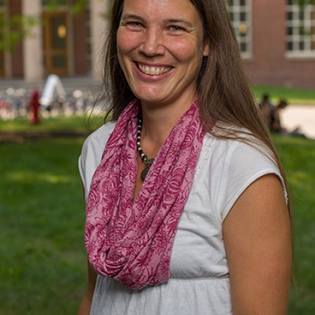 Alix Contosta, Research Assistant Professor at the Earth Systems Research Center at UNH