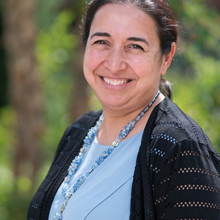 Sherine Elsawa, Assistant Professor of Molecular, Cellular and Biomedical Sciences at UNH
