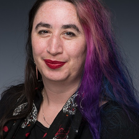 Rebecca Gibson, Lecturer in Anthropology at UNH