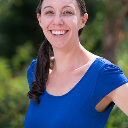 Kathryn J. Greenslade, Assistant Professor of Communication Sciences and Disorders at UNH