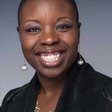 Aria Halliday, Assistant Professor of Women's Studies at UNH