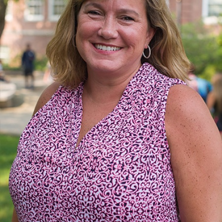 Kathleen Higgs, Clinical Assistant Professor of Nursing at UNH