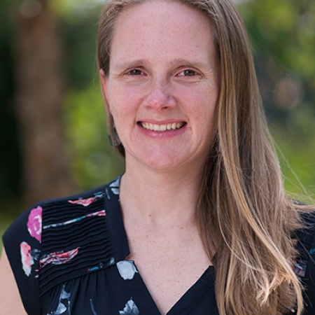 Kristen C. Johnson, Assistant Professor of Biotechnology at UNH Manchester