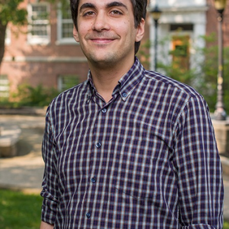 Mehmet Kayaalp, Assistant Professor of Electrical and Computer Engineering at UNH