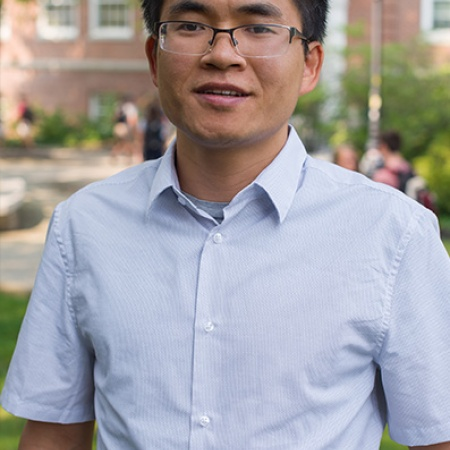 Dacheng Lin, Research Assistant Professor at the Space Science Research Center at UNH