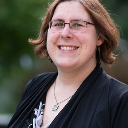 Elena Long, Assistant Professor of Physics at UNH