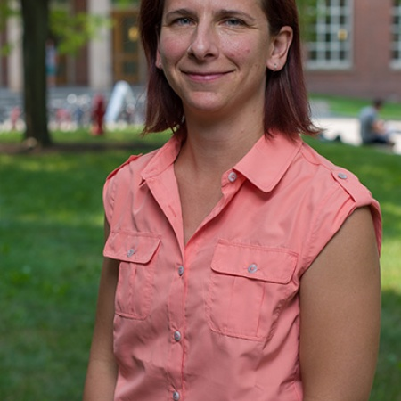 Cheryl Parker, Instructor of Brewery Management at UNH