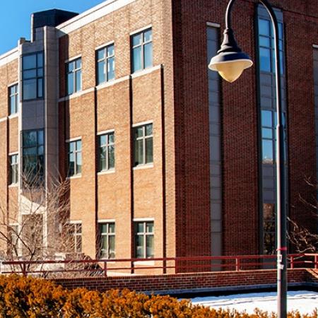 Rudman Hall at UNH