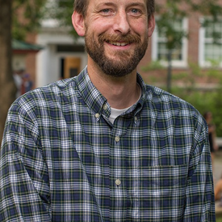 Michael Simmons, Lecturer in Forest Technology at UNH