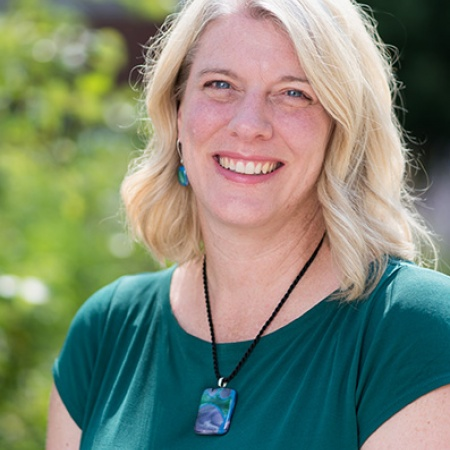 Sarah Smith, Assistant Professor of Occupational Therapy at UNH