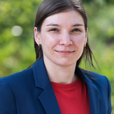 Viktoriya Staneva, Assistant Professor of Finance at UNH