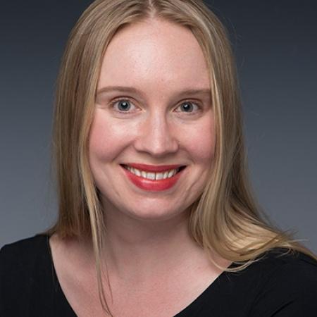 Anna Wainwright, Assistant Professor of Italianat UNH