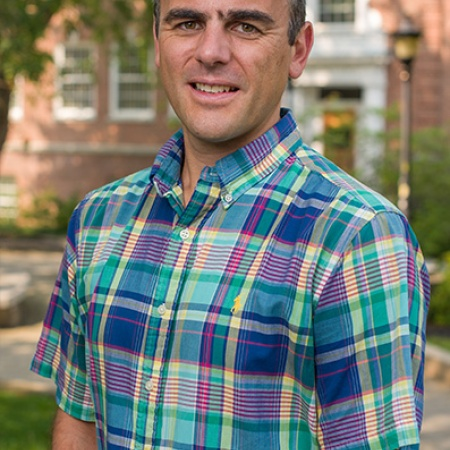 Adam Wymore, Research Assistant Professor of Natural Resources and the Environment at UNH