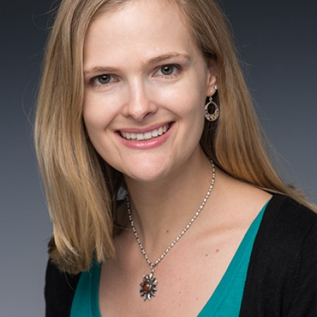 Kate Zambon, Assistant Professor of Communication at UNH