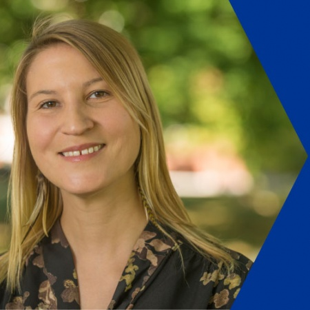 Hannah Hamalainen, UNH Assistant Professor, Dimond Library