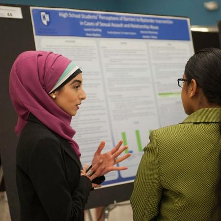 parents association research symposium presenter