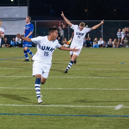 UNH men's soccer