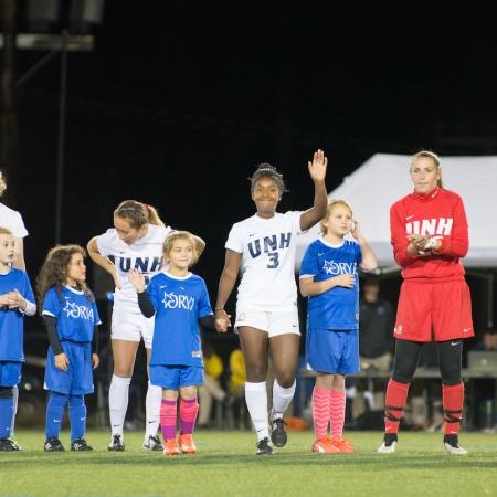 UNH women's soccer