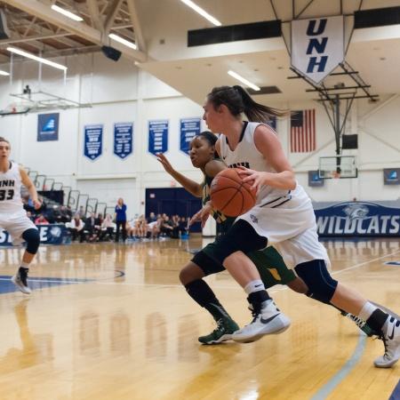 UNH Women's Basketball