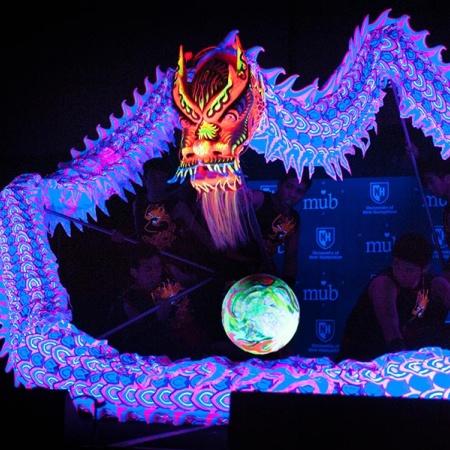 lunar new year at UNH