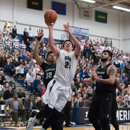 UNH men's basketball