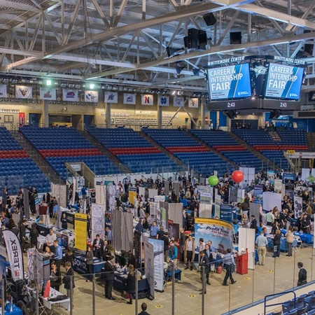 UNH Internship and Career Fair
