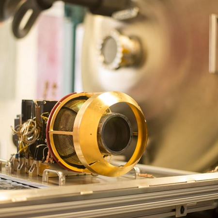 A UNH-built instrument for NASA's MMS mission