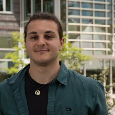 UNH graduate Sam Warach '17
