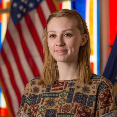 UNH graduate Samantha Howard '16