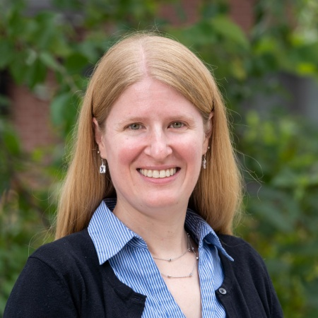 UNH professor Sarah Walker