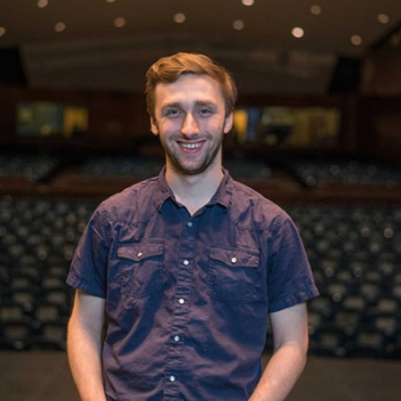 UNH graduate William Lombard '17